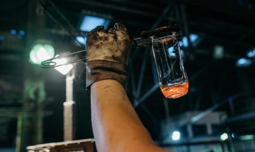 The development of innovative energy for melting glass